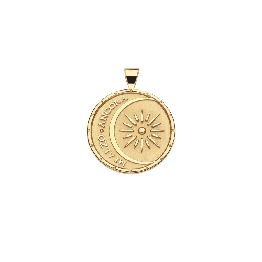 Strong Small Pendant Coin