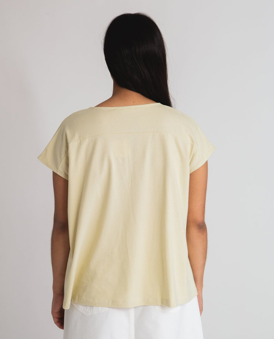 Clarissa Organic Cotton Top