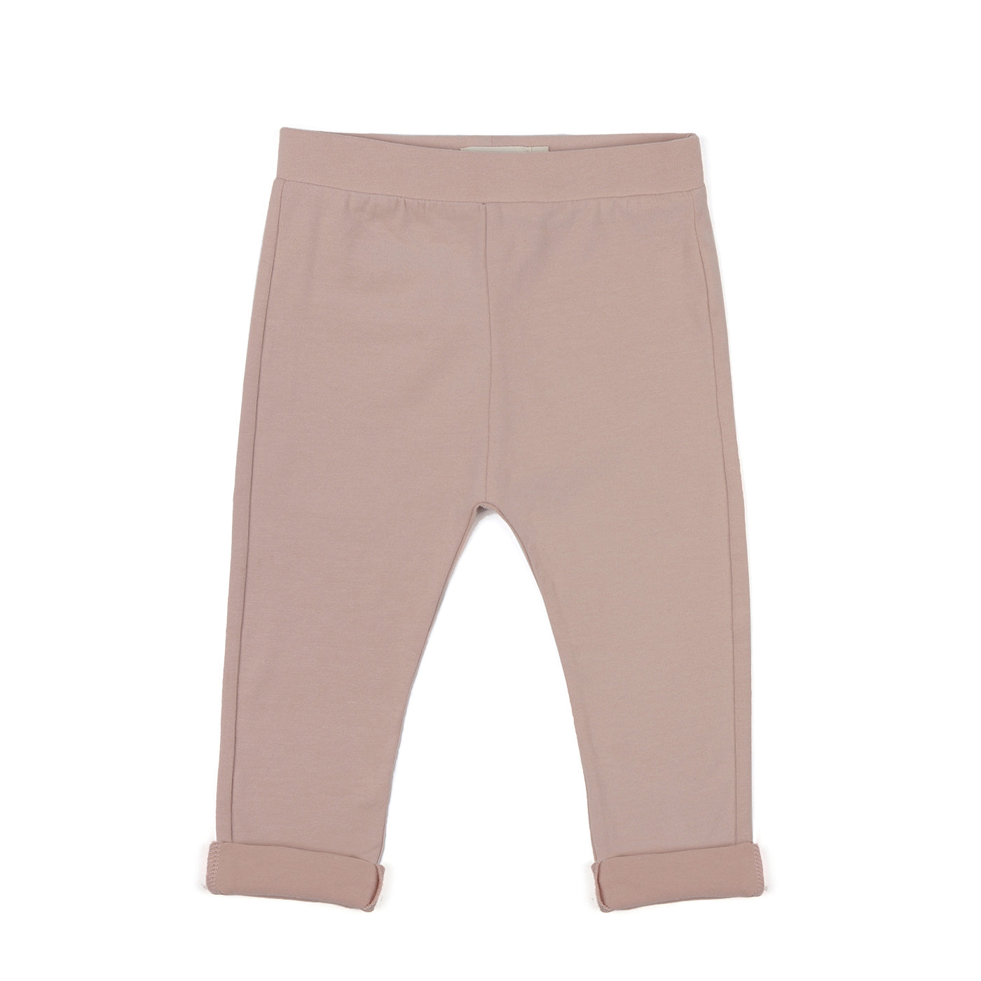 basic jersey pants | vintage blush - Minitrend.is