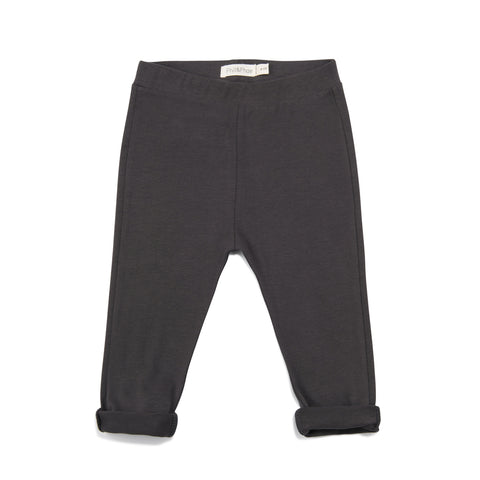 basic jersey pants | graphite - Minitrend.is