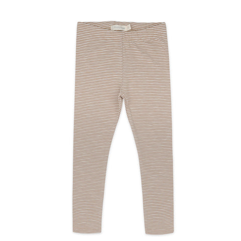 leggings stripes | dusty nude stripe