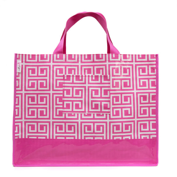 IT'S ALL GREEK TO ME (PINK) - 50% OFF