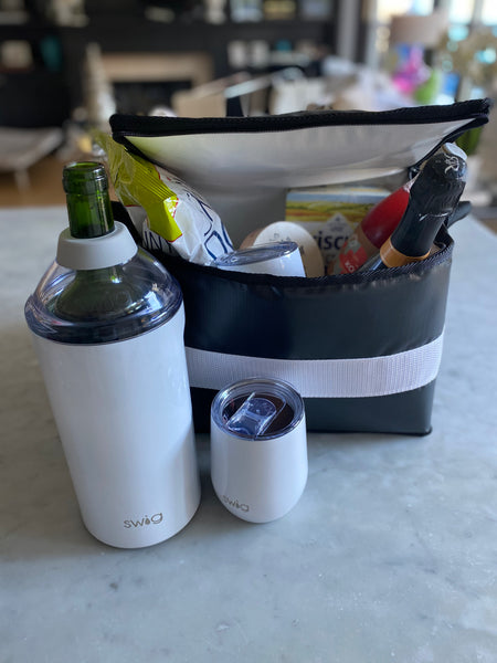 COOLER AND SWIG GIFT SET