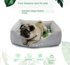 Body Temp Adjusting Pet Bed