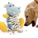 Cloth Leakage Slow Feeder Chew Toy- Puppy & Small Breed