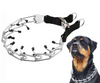 Effective Pinch Metal Training Collar- Prong Collar