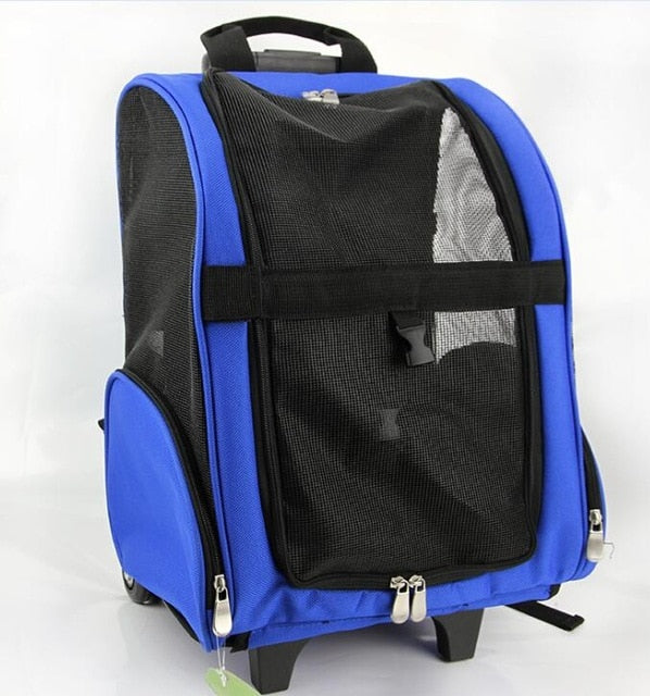 2 Ways Use Breathable Outdoor Portable Carrying Backpack Stroller