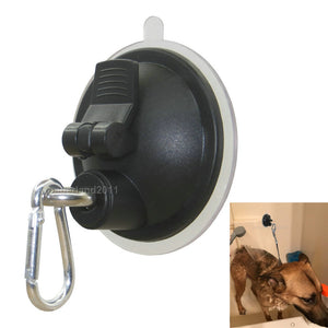 Suction Cup Hook for Dog Cat Shower Grooming