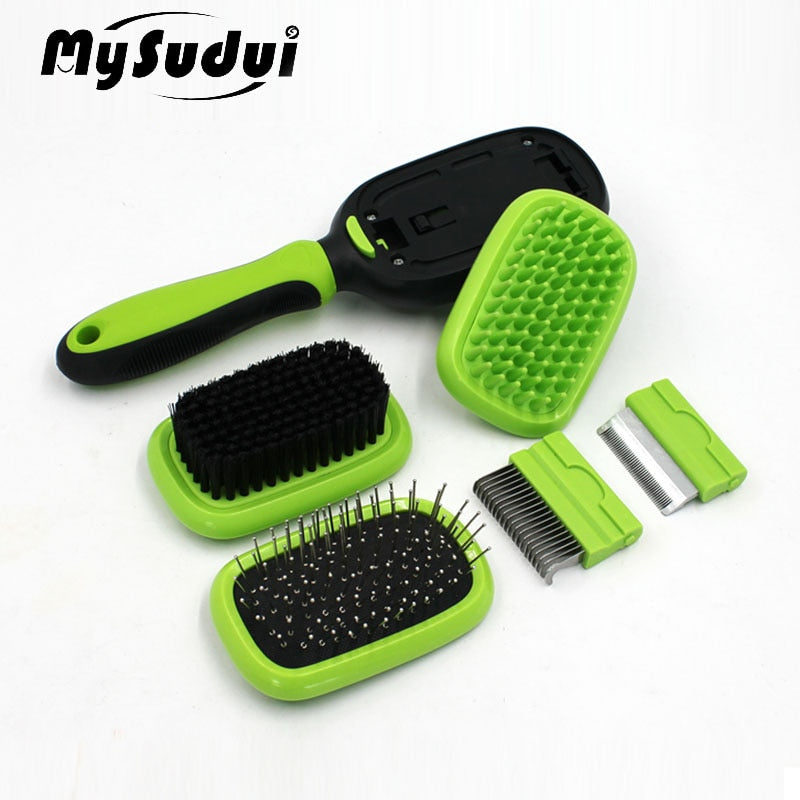 5-IN-1 PET GROOMING KIT