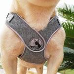 Pet Dog Harness Reflective Vest Strong