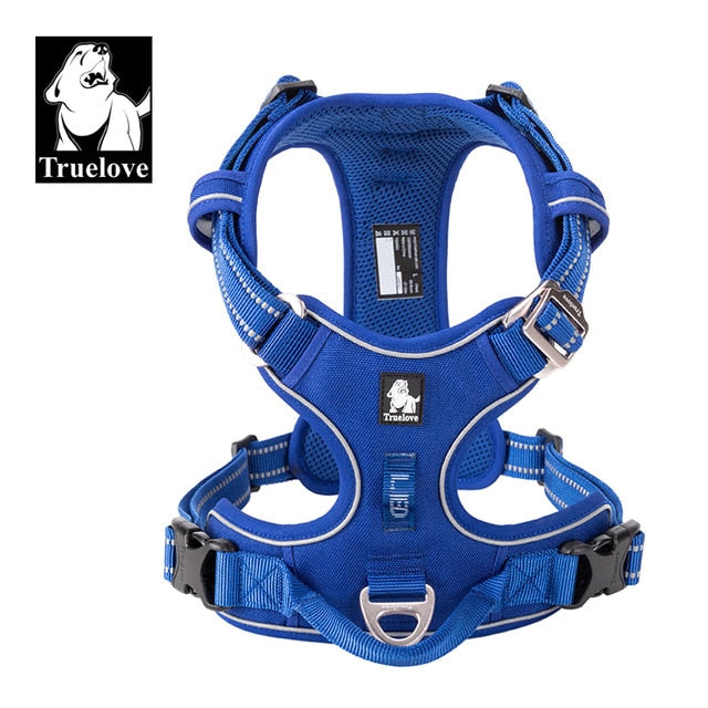 Best Selling- Reflective Nylon Harness (No Pull)