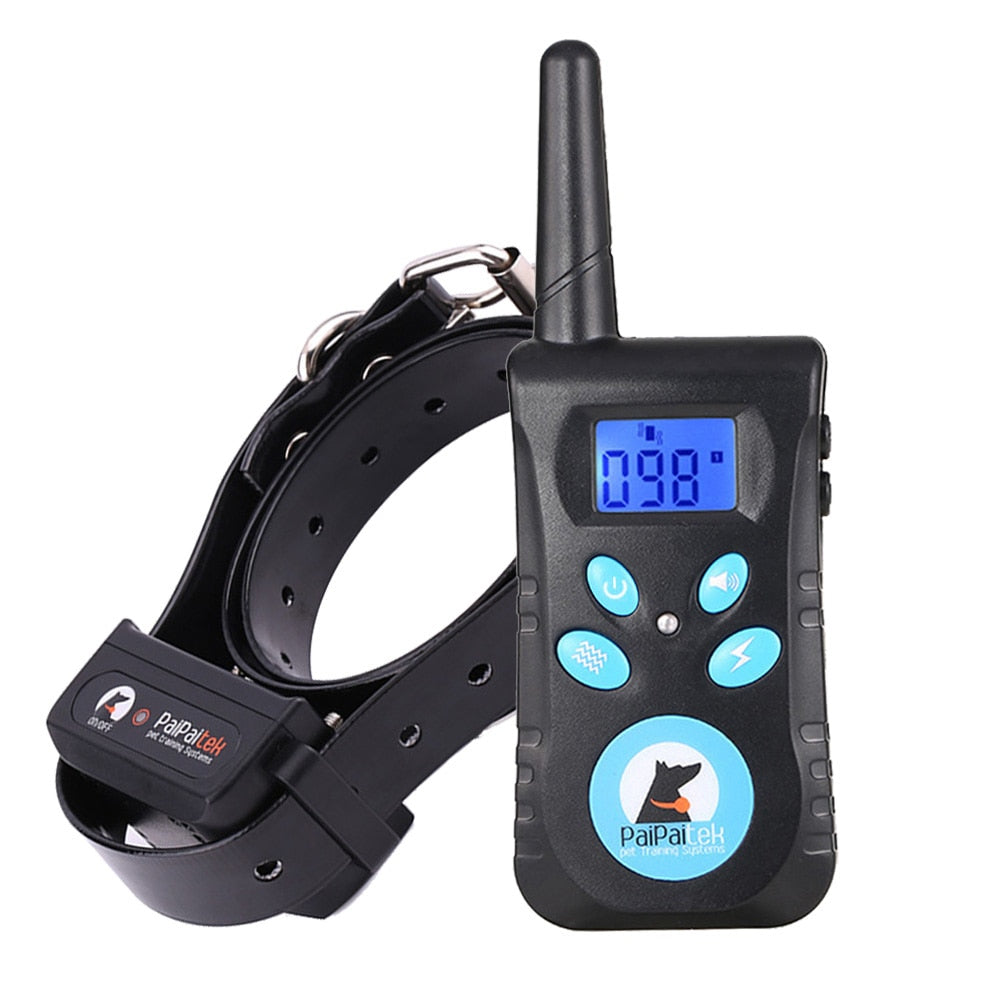Training E-Collar with Remote- Anti Bark