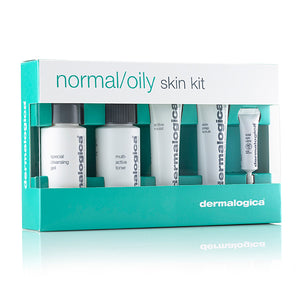Skin kit normal/oily, each (verde acua)