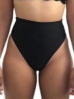 Load image into Gallery viewer, Reversible Luna High Waisted Bikini Bottoms