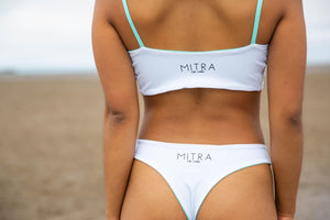Reversible Aimee Brazilian Bikini Bottoms - Mitra The Label