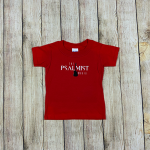 The Psalmist Music Toddler Tee