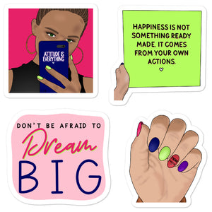 Strong Empowerment Stickers | Sheet