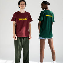 Load image into Gallery viewer, 101FM Burgundy Tee