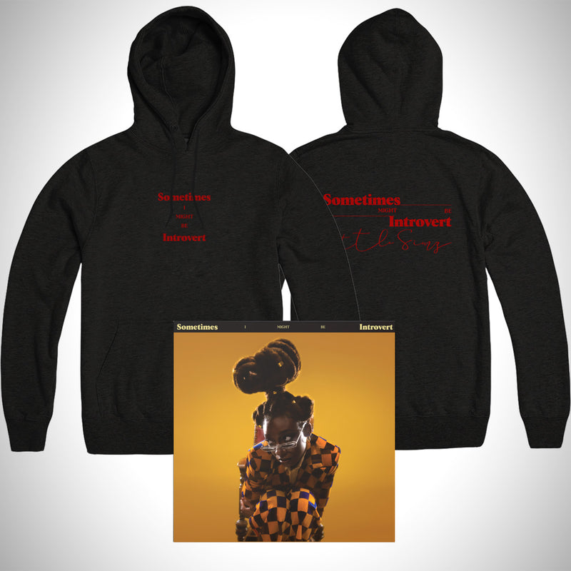 Introvert Black Hood + Album
