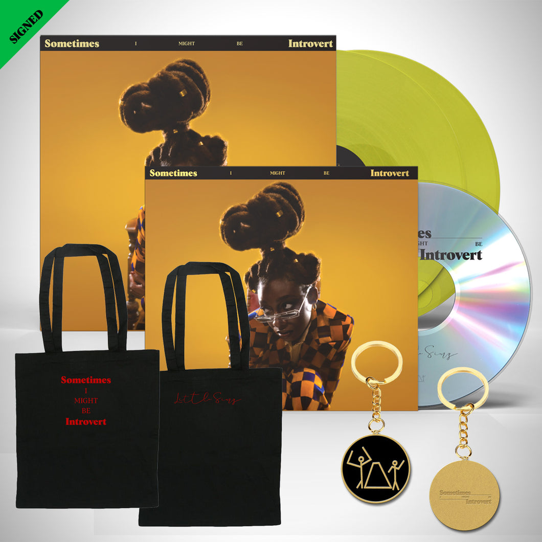 Introvert Bundle (Signed)