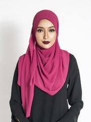 Love Potion Chiffon Shawl