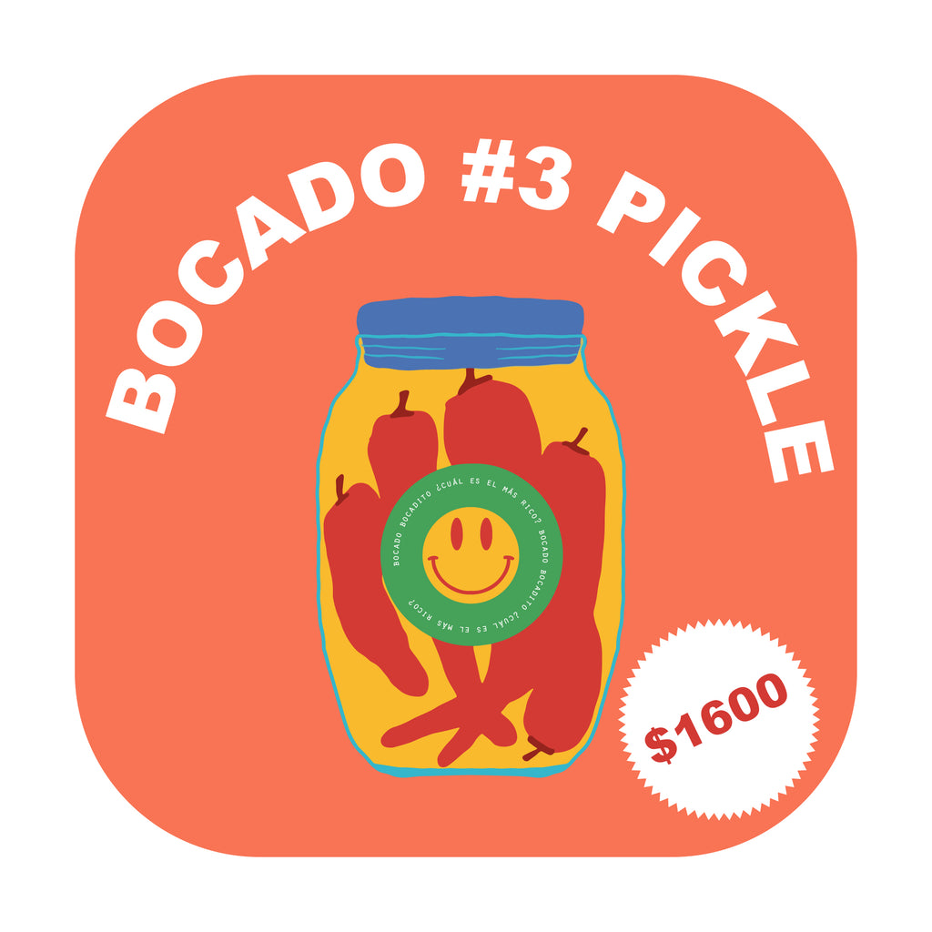 BOCADO #3 PICKLE