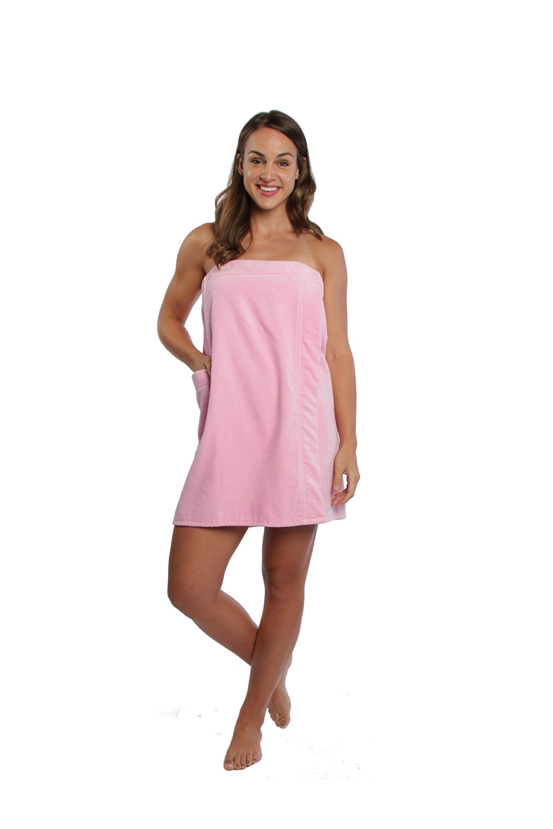PARADOR SPA WRAP-PINK