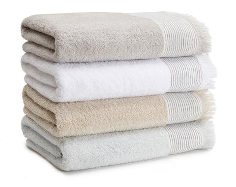 Aswan Bath Towels