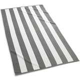 Personalized Quick-Dry Oversized Cabana Pool + Beach Towel, 100% Turkish Cotton | Summer Essential