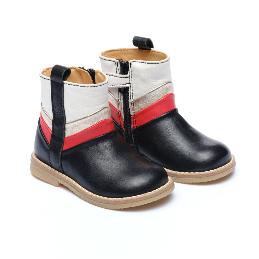 Black Ankle Boots C523/6