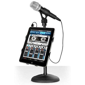 IK Multimedia iRig Mic Handheld Condenser mic for Smartphones and Tablets