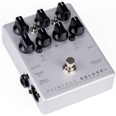 Image of Darkglass Vintage Deluxe V3 Bass Preamp Pedal
