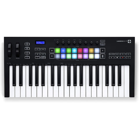 Image of Novation Launchkey 37 [MK3] MIDI Keyboard Controller for Ableton Live