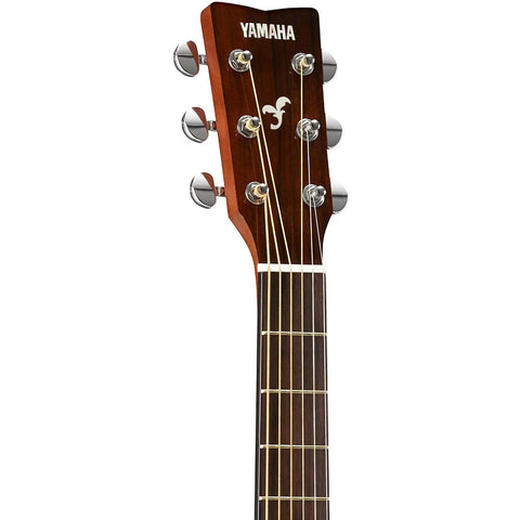 Image of Yamaha FGX800C Solid Top Cutaway Acoustic-Electric Guitar