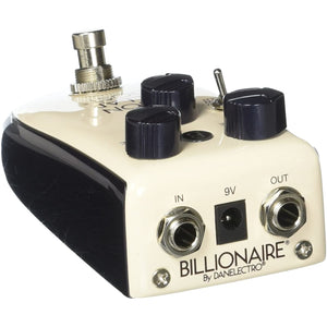 Danelectro Billionaire BB-1 Billion Dollar Boost Effect Pedal