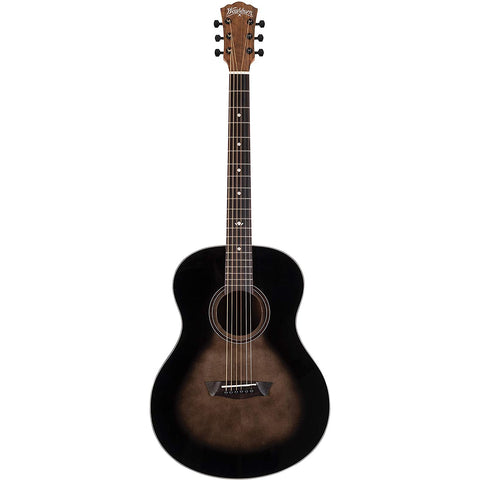 Image of Washburn 6 String Acoustic-Electric Guitar, Right (BTS9CH-D)