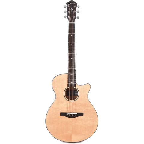 Image of Ibanez AEG200 Acoustic-Electric Guitar - Natural Low Gloss