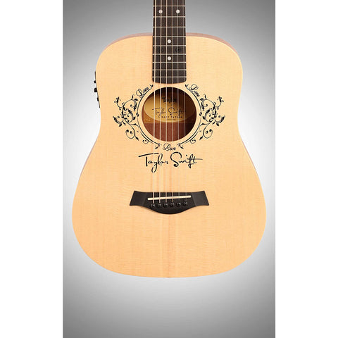 Image of Taylor Swift Signature Baby Taylor Acoustic-Electric Guitar Natural
