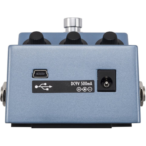 Zoom MS-70CDR MultiStomp Guitar Effects Pedal, Chorus, Delay, and Reverb Effects, Single Stompbox Size, 86 Built-in effects, Tuner