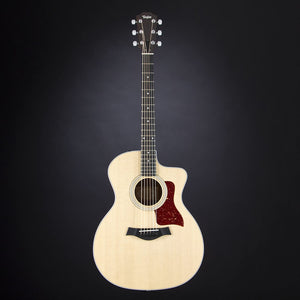 Taylor 214ce Rosewood/Spruce Grand Auditorium Acoustic-Electric Guitar (Natural)