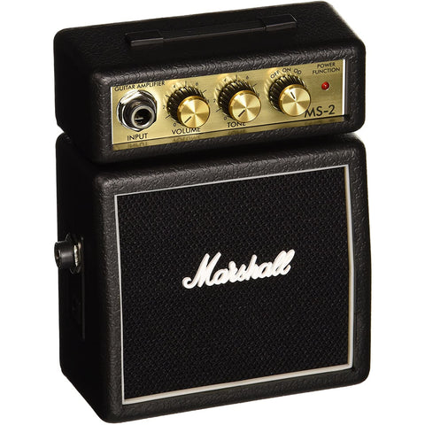 Image of Marshall MS2 Battery-Powered Micro Guitar Amplifier