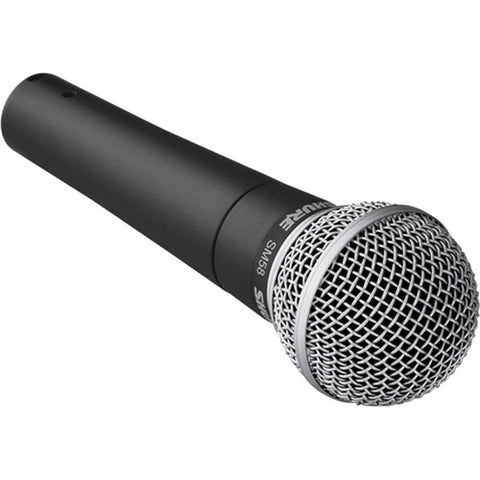Image of Shure SM58 Cardioid Dynamic Vocal Microphone
