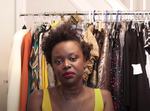 Cornell University's exhibit titled Black Excellence: Fashion That Prevails Interview