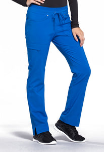 IFlex Mid Rise Tapered Leg Drawstring Pants