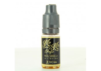 Real Vanilla Mr & Mrs Vape 10ml