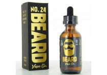 No 24 Beard Vape 60ml 00mg