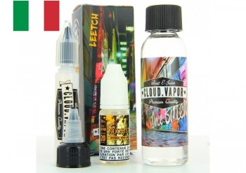 Leetch Shake and Vape TPD Italia Cloud Vapor 60ml
