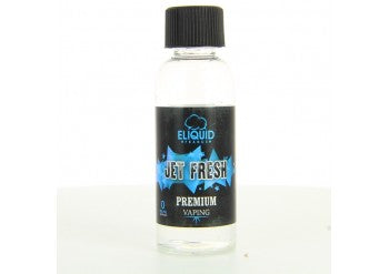 Jet Fresh 50ml 0mg EliquidFrance