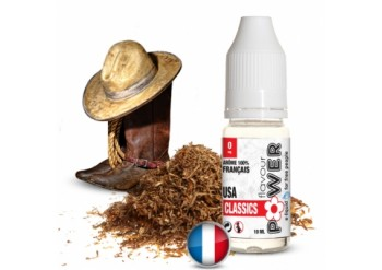 USA classic 50-50 Flavour Power 10 ml
