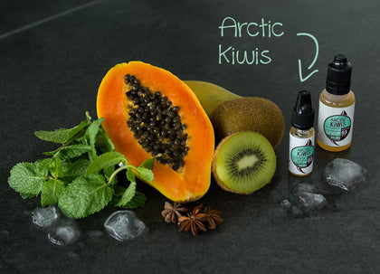 Artic Kiwis de ADDICTION - 3X10ML